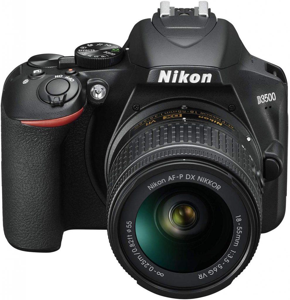 Nikon D3500 Recensioni