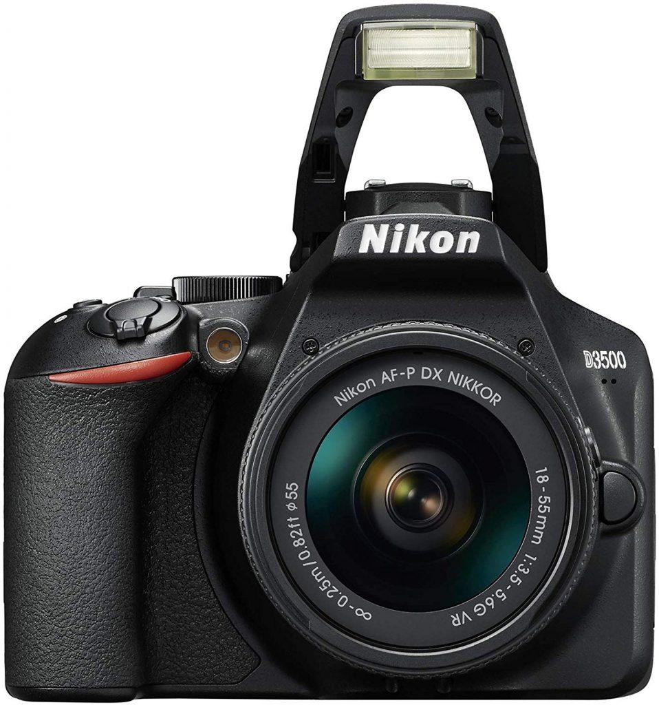 Specifiche Tecniche della Nikon D3500