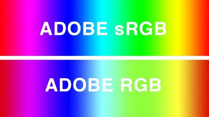 Spazio colore Adobe RGB o sRGB: La Differenza