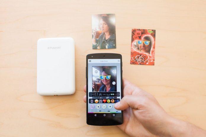 Stampare con smartphone