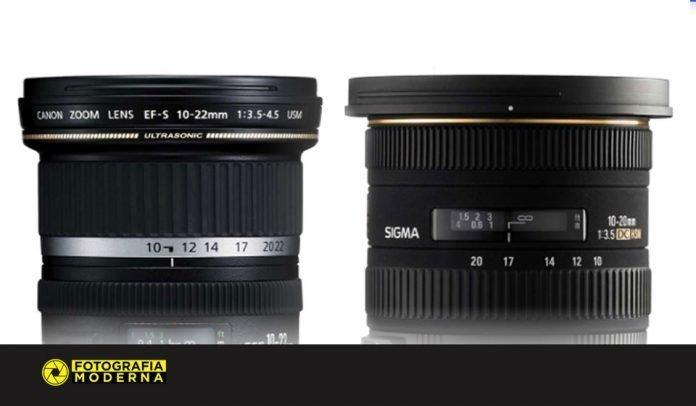 Sigma 10-20 vs Canon 10-18