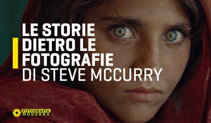 Le storie dietro le fotografie, il libro di Steve McCurry