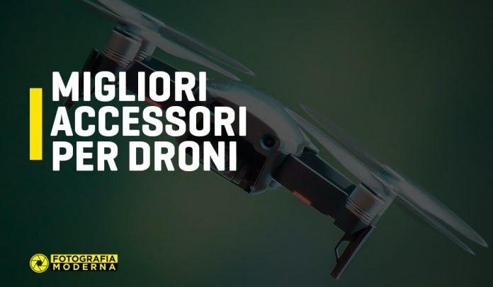Migliori accessori per droni