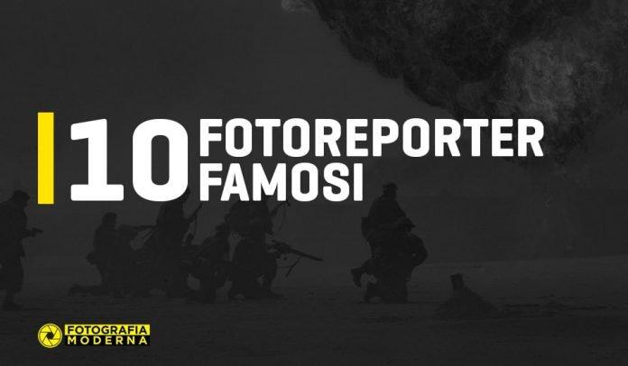 Fotoreporter famosi