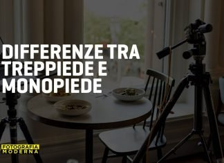 Differenze tra monopiede e treppiede