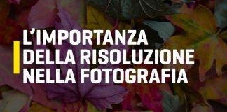 La risoluzione nella fotografia