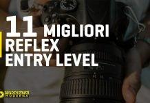 Migliori reflex entry level