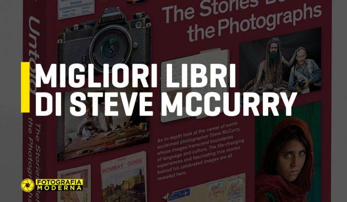 Migliori libri di Steve McCurry