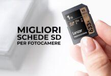 Migliori Schede SD per fotocamere