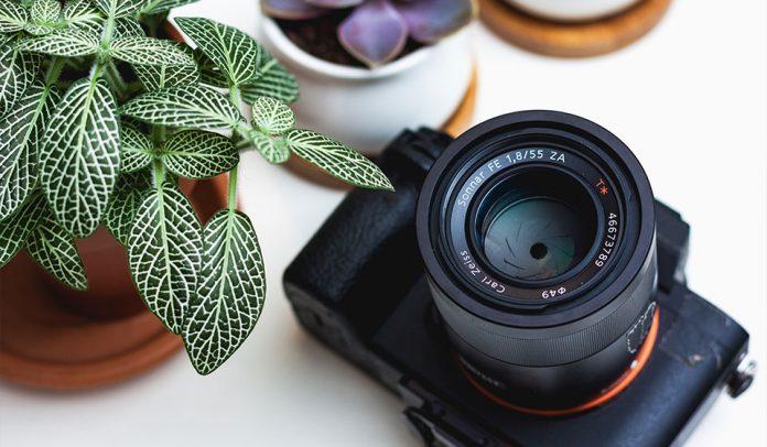 Componenti macchina fotografica