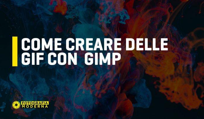 Come creare delle GIF con Gimp