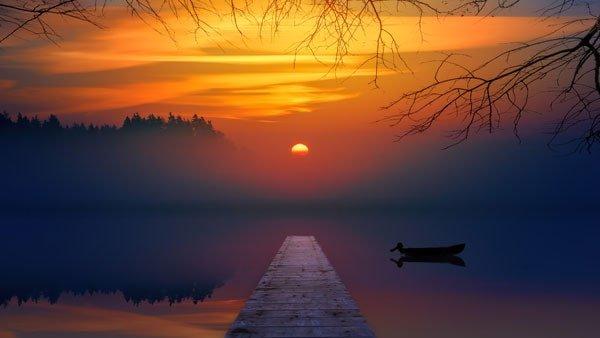 Foto di tramonti