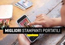 Migliori stampanti portatili fotografiche