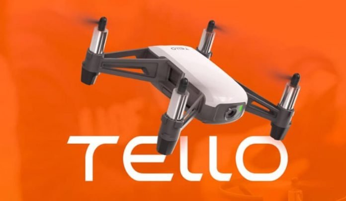 Recensione del drone DJI Tello