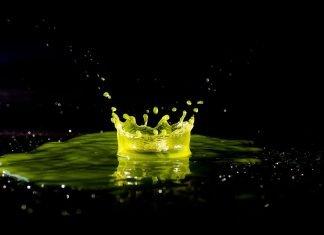 Fotografi Moderni: Water Drop