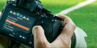 Aggiornamento firmware Sony