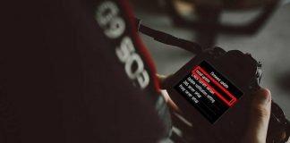 Come aggiornare firmware fotocamera Canon