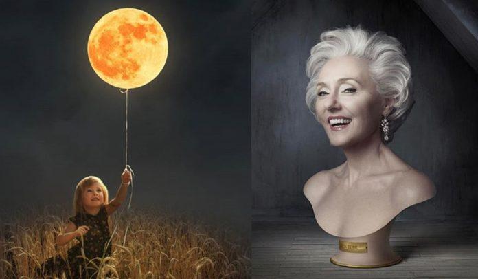 Artisti famosi per la manipolazione fotografica