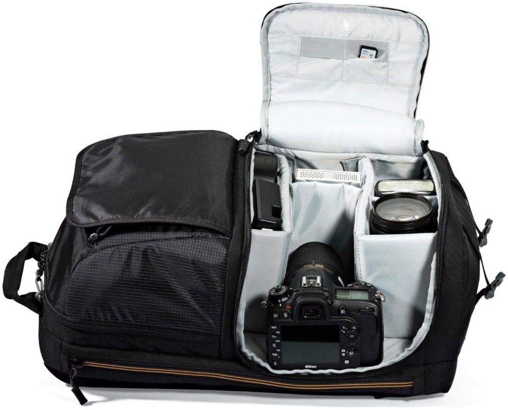 Zaino Fotografico Lowepro modello Fastpack 250