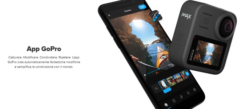 App GoPro Max