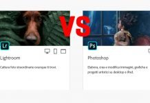 Confronto tra Lightroom vs Photoshop