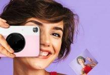 Migliore macchina fotografica rosa