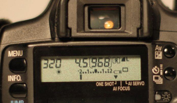 Tipi di misurazione esposimetrica