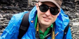 Fotografo e microbiologo Paolo Mangoni