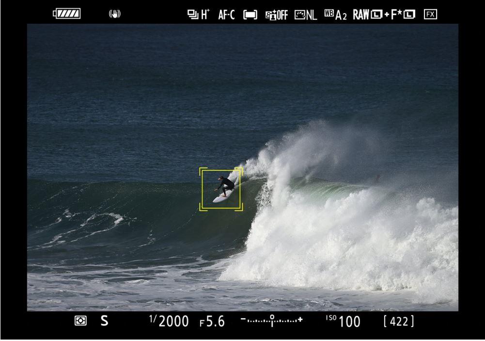 Messa a fuoco Nikon Z6