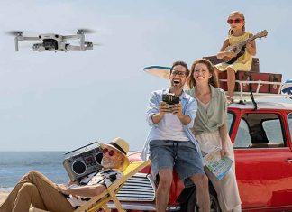 Migliori droni pieghevoli
