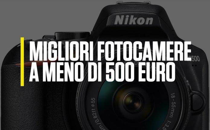 Migliori fotocamere a meno di 500 euro