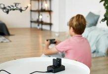 Batterie drone parrott mambo