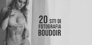 Blog di fotografia boudoir