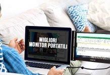 Migliori monitor portatili