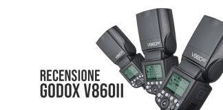 Recensione Godox V860II