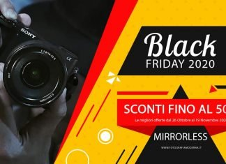 Black Friday Mirrorless