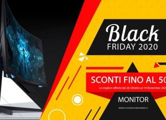 Black Friday Monitor