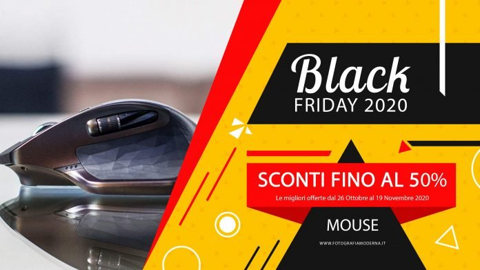 Black Friday Mouse