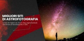 Blog di astrofotografia
