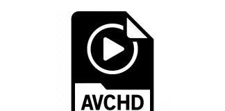 Formato file AVCHD