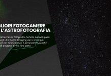 Fotocamere per astrofotografia
