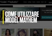 Come utilizzare Model Mayhem