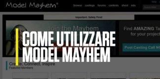 Come utilizzare Model Mayhem