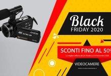Black Friday Videocamere