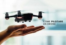 Come pilotare un drone