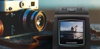 Migliori scanner per diapositive e pellicole