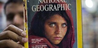 La storia della ragazza afgana di Steve McCurry