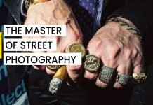 The master of street photography