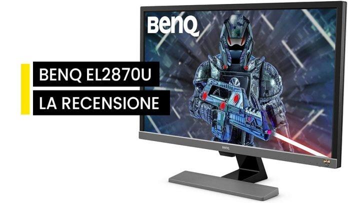La recensione del Monitor BenQ EL2870U