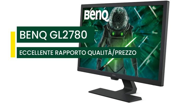 Recensione del BenQ GL2780